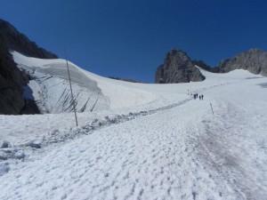 Ausflug Dachsteingletscher