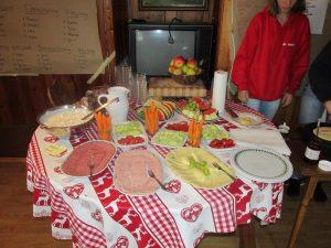 Schlemmer-Schlummer-Geburtstagsfrühstück